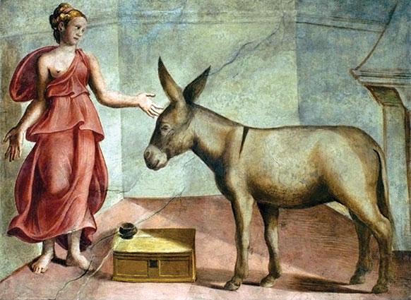 16th-century fresco,unknown artist