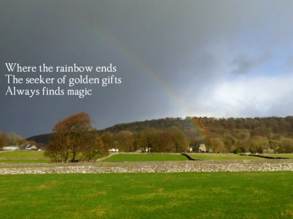 where-the-rainbow-ends-the-seeker-of-golden-gifts-always-finds-magic