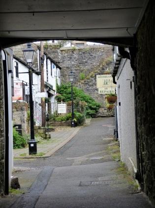 12 Tavistock, church, river, drake, waterfall (75)
